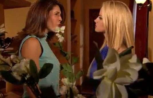comentarios de la telenovela y del capitulo 8 de Mentir para Vivir