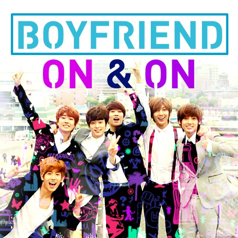 [Single] BOYFRIEND - On & On
