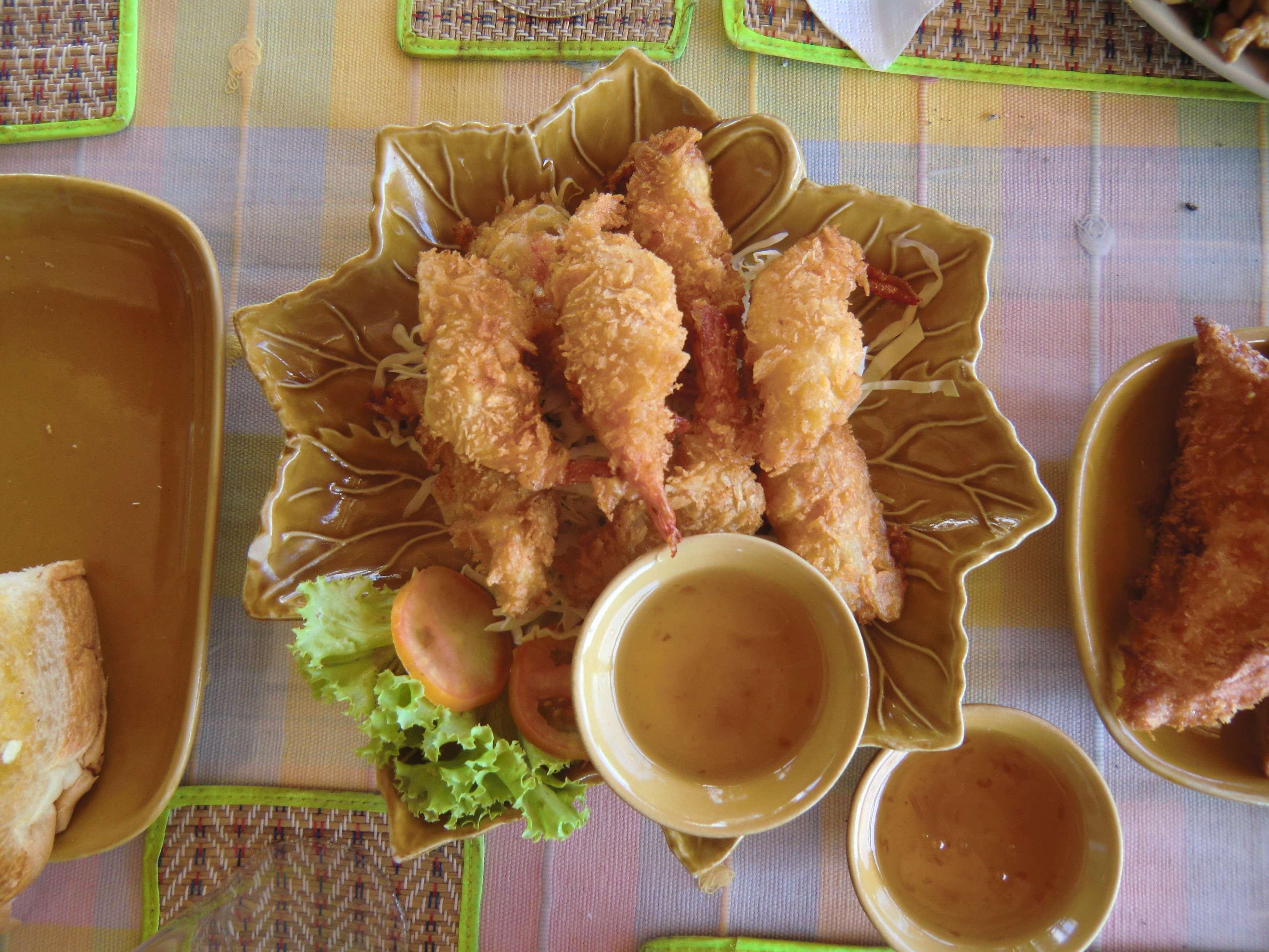 Diep Fried Shrimps