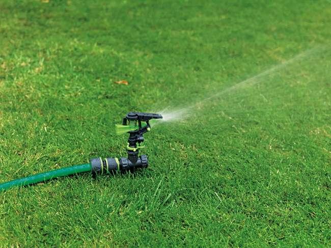 arrosage lot de 3 arroseurs sprinklers plastique ebay