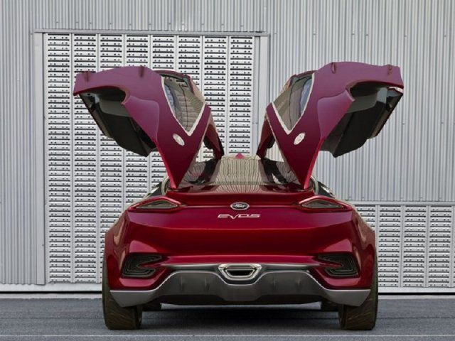Noticias - Nuevo Ford Evos