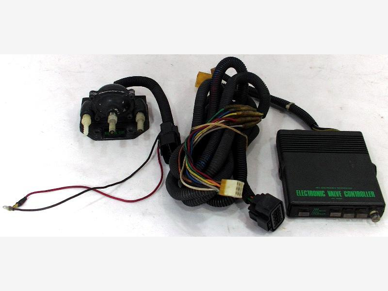 HKS EVC 2 Boost controller Legnum VR4 Civic CRX Dc2 Lancer 4g63