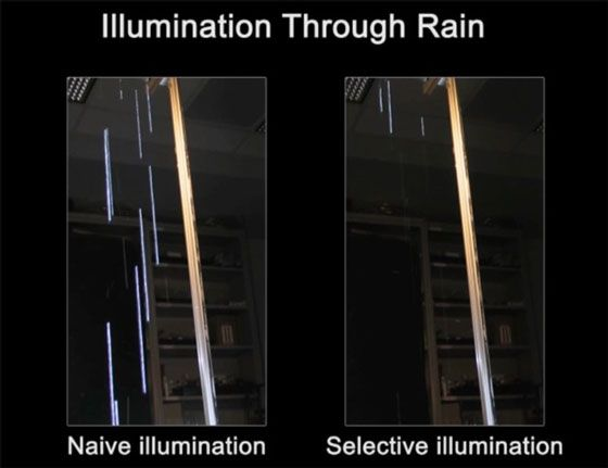 Intel Invisible Rain Technology