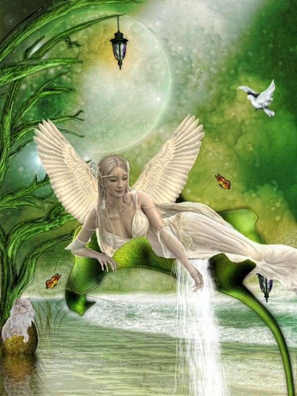 hadas angeles: