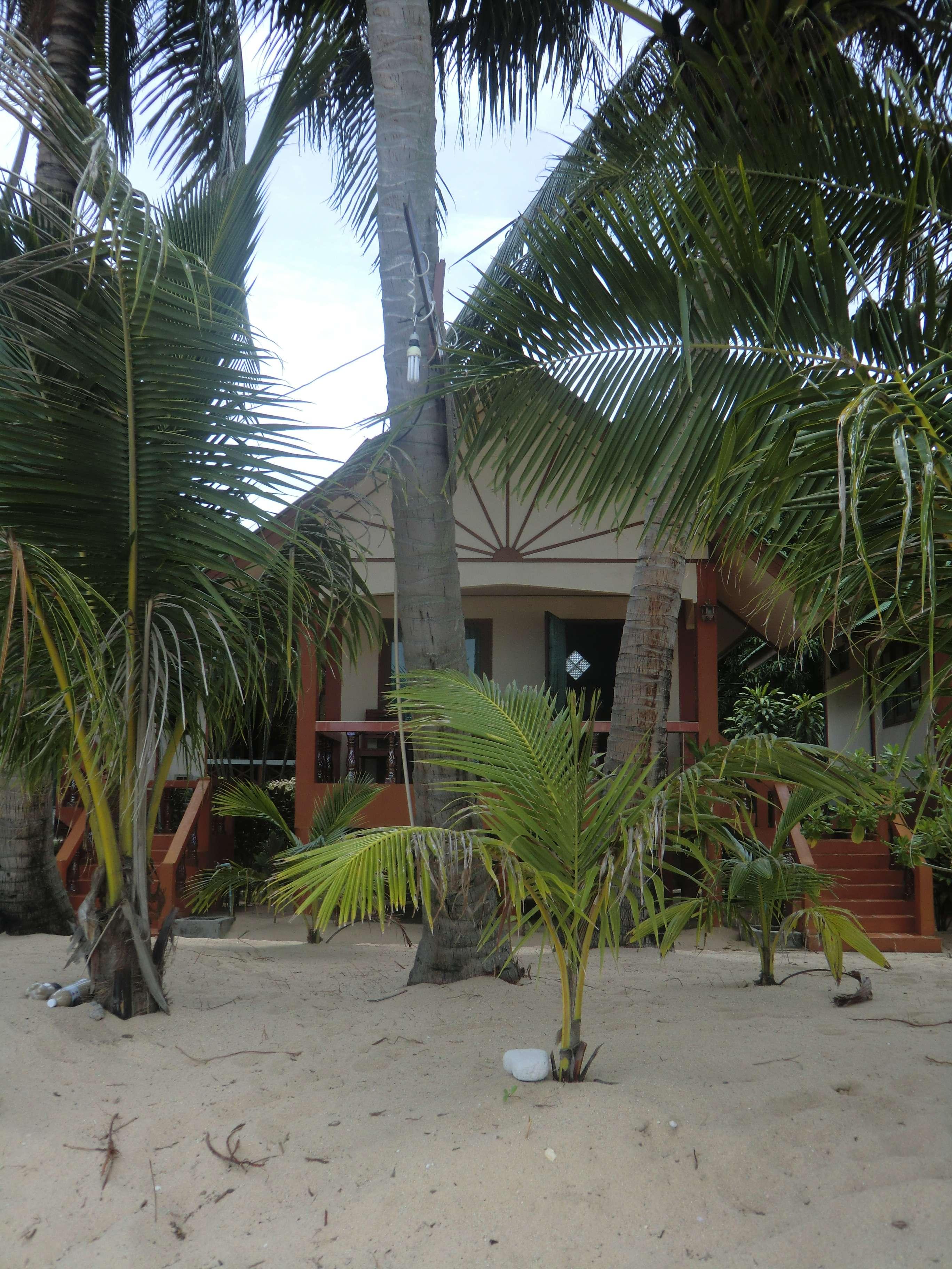 unser Haus am Strand