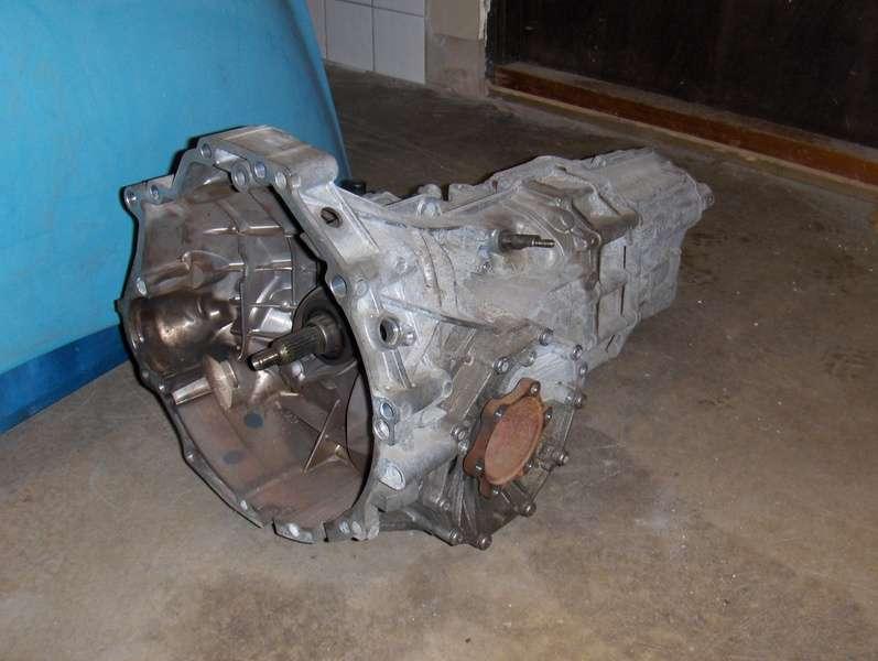 Audi 01X transmission   GT40s